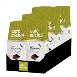Café en Grains Bio Café Michel Mélange Équilibré - 6 paquets - 6 kg