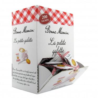 Boite Distributrice Biscuits : Bonne Maman Galettes au beurre frais - 200 pièces