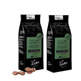 Café en Grains Bio - Café Voisin - Andalucia Salvador - 1 Kg