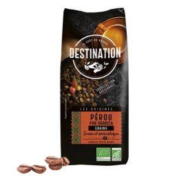Café en Grains Bio Destination Grand Comptoir Pérou - 1 kg