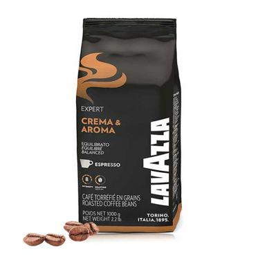 Café en Grains Lavazza Crema & Aroma - 1 Kg