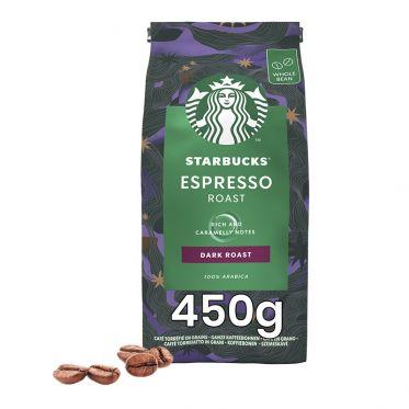 Café en Grains Starbucks ® Espresso Roast - 450 gr