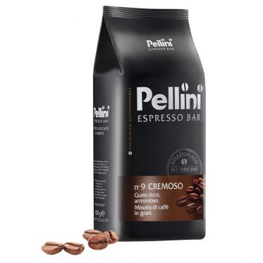 Café en Grains Pellini Espresso Bar Cremoso n°9 - 1 Kg
