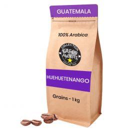 Café en Grains Cafés Albert Huehuetenango - 1 kg