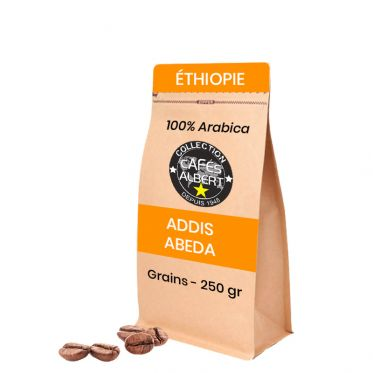 Café en Grains Cafés Albert Addis Abeba Moka - 250 gr