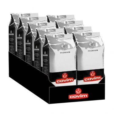 Café en Grains Covim Premium Espresso Life - 10 paquets - 10 Kg