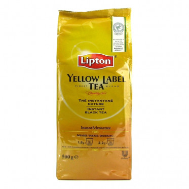 Lipton Yellow Label Tea pour Distributeur Automatique