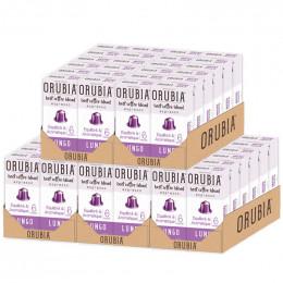 Capsule Nespresso Compatible Café Orubia Lungo - 600 capsules