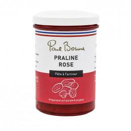Pâte à Tartiner Paul Bocuse Praline Rose - 250 gr