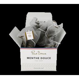 Thé Vert Paul Bocuse Menthe Douce - 20 sachets