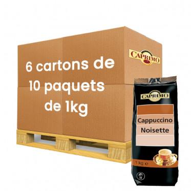 Café Gourmand Caprimo Cappuccino Noisette - 60 Kg