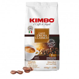 Café en Grains Kimbo Crema Classico - 1 Kg