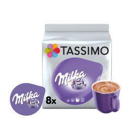 Capsule Tassimo Chocolat Chaud Milka - 8 Boissons