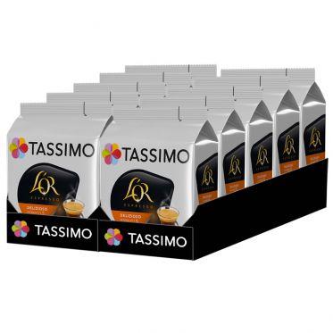 Capsule Tassimo Café L'Or Espresso Delizioso - 10 paquets - 160 capsules