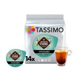 Capsules Tassimo Café Jacques Vabre Colombie 100% Arabica - 14 capsules