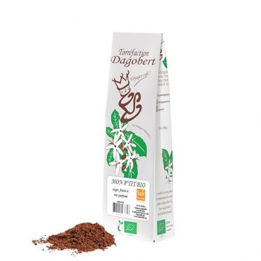 Café Moulu Dagobert Mon P'tit Bio - 250 gr