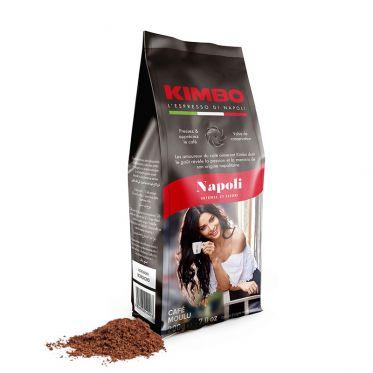 Café Moulu Kimbo Napoli - 200 gr