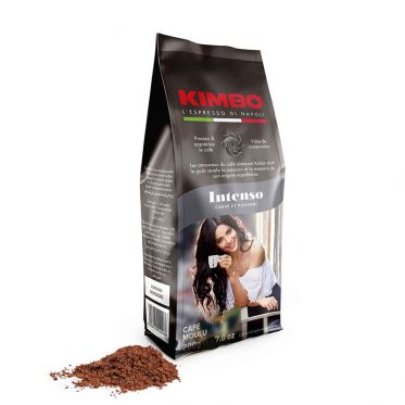 Café Moulu Kimbo Intenso - 200 gr