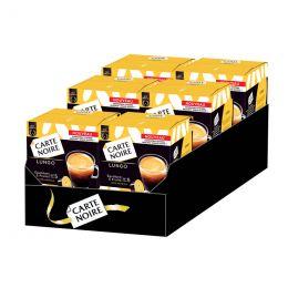 Capsule Dolce Gusto Compatible Lungo - Carte Noire - 6 boîtes - 96 capsules