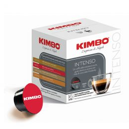 Capsule Dolce Gusto Compatible Café Kimbo Intenso - 16 capsules
