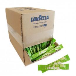Sucre de Canne Bio Lavazza - Boîte distributrice 700 buchettes