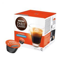Capsules Nescafé Dolce Gusto Café Lungo Décafféinato - 16 capsules