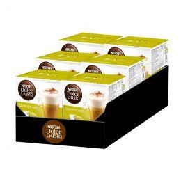 Capsules Nescafé Dolce Gusto Cappuccino - 6 boîtes - 48 boissons