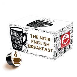 Capsule Dolce Gusto Compatible Caffè Bonini Thé noir English Breakfast - 32 capsules