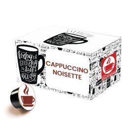 Capsule Dolce Gusto Compatible Caffè Bonini Cappuccino Noisette - 32 capsules