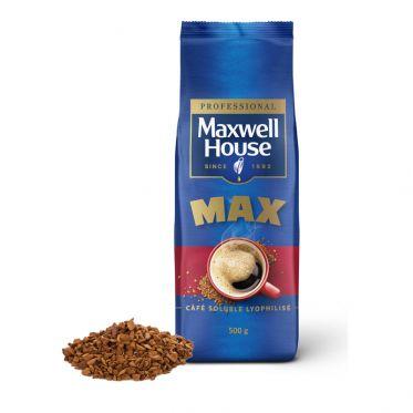 Café Soluble Maxwell House Max - 500 gr