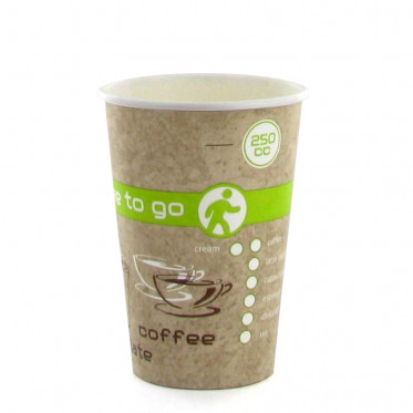 Gobelet en Carton Coffee To Go 25 cl - par 100