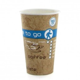Gobelet en Carton Coffee To Go 30 cl - par 100