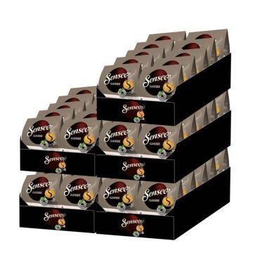 Dosette Senseo Café Classique - 50 paquets - 900 dosettes compostables
