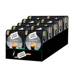 Dosette Senseo compatible Café Carte Noire n°8 Café Expresso Classic - 10 paquets - 360 dosettes