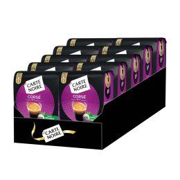 Dosette Senseo compatible Café Carte Noire N°6 Café corsé – 10 paquets – 360 dosettes