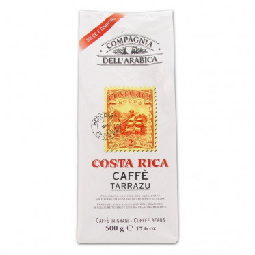 Café en Grains Compagnia Dell'Arabica Costa Rica : 500 gr