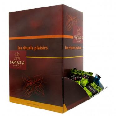 Boite Distributrice Chocolats : Monbana Amandes Cacaotées - 200 pièces