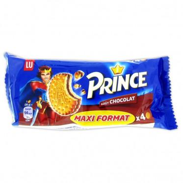 Biscuit : Prince Chocolat - 4 biscuits