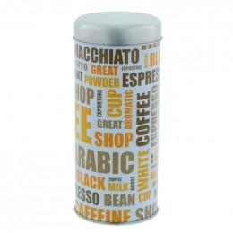 """Accessoires boîte conservartion  pour Dosettes """"Nuage de tags"""" : Blanc"""