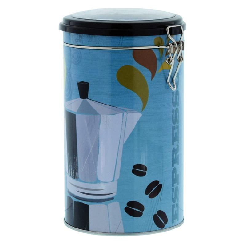 boite de conservation herm tique pour caf pop vitamines pop caf 500 gr coffee webstore. Black Bedroom Furniture Sets. Home Design Ideas