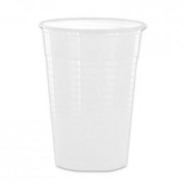 Gobelets en Plastique Blanc pour boissons chaudes 20 cl x 100 gobelets
