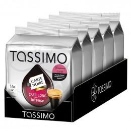 Capsule Tassimo Carte Noire Café Long Intense 5 paquets