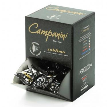 Capsule Nespresso Compatible Campanini Espresso Sublimo - 50 capsules