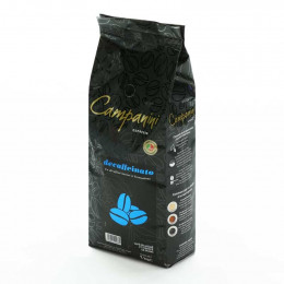 Café en Grains Campanini Decaffeinato 1kg