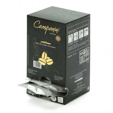 Dosette ESE Campanini Espresso Sublimo x 18