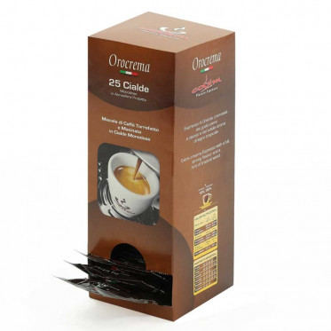 Dosettes ESE Covim Espresso Orocrema 25 Pods