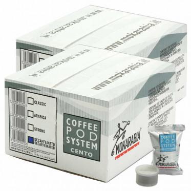 Capsule Lavazza Espresso Point Compatible Mokarabia Deca - 200 capsules