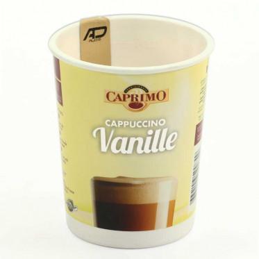 Gobelet Pré-dosé Premium Caprimo Cappuccino Vanille - 10 boissons