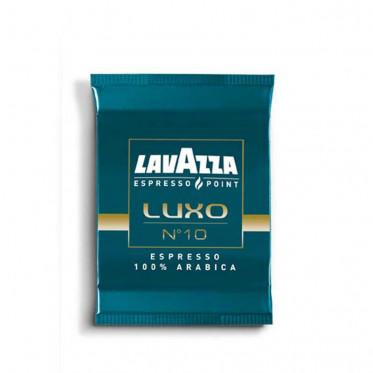 Capsule Lavazza Espresso Point Luxo N° 10 - 50 capsules