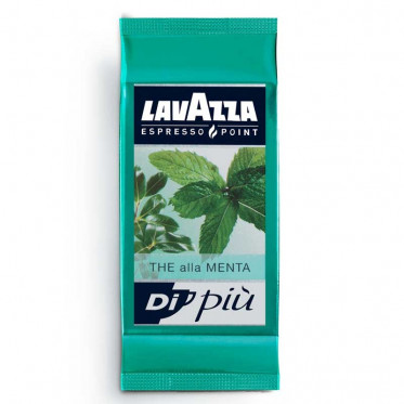 Capsule Lavazza Espresso Point Thé alla Menta - 50 capsules
